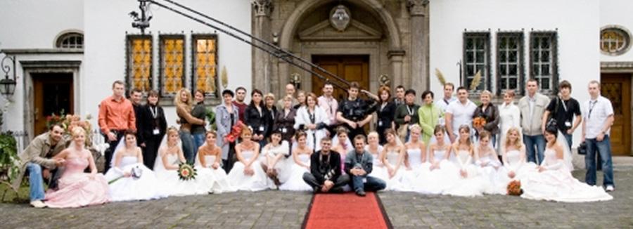 Das Team der Brautparade 2007