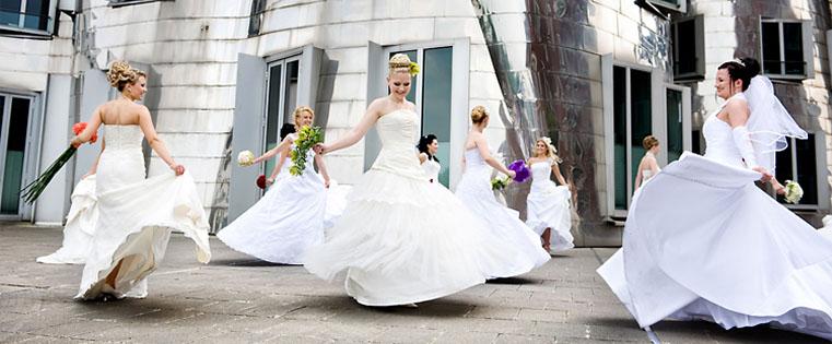 Brautparade 2009
