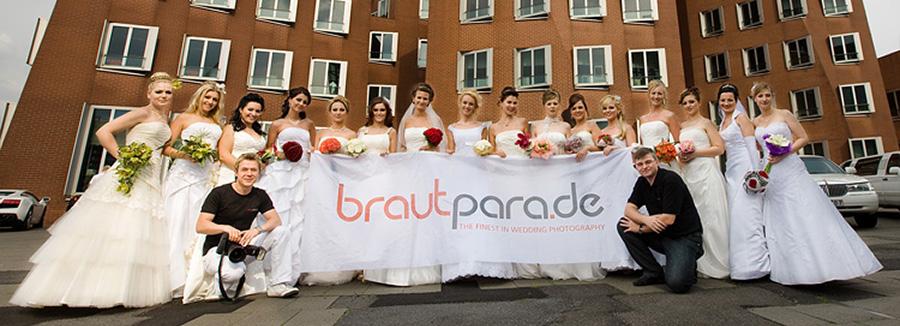 Das Team der Brautparade 2009