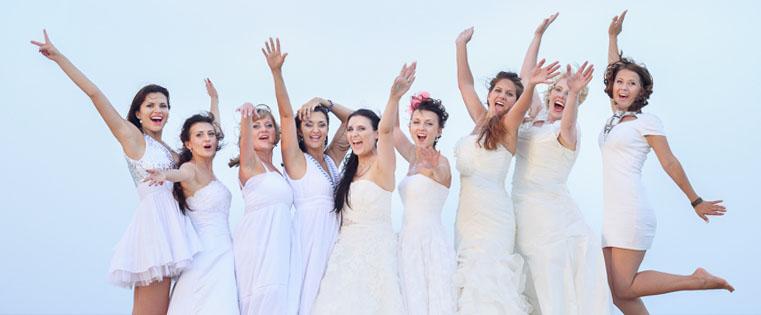 Brautparade 2012