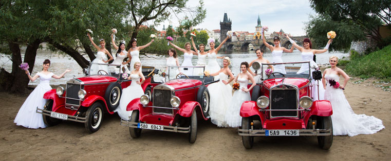 Brautparade 2013